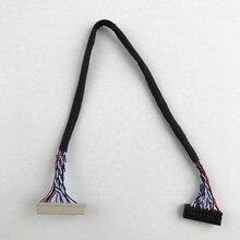 LVDS (1 kanał, 8 bit) 20 pinów kabel lvds kabel ekranu