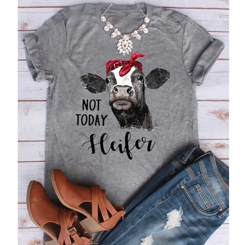 61495674f plus size graphic tees women print streetwear not today tshirt vintage  funny tops for womens 2019