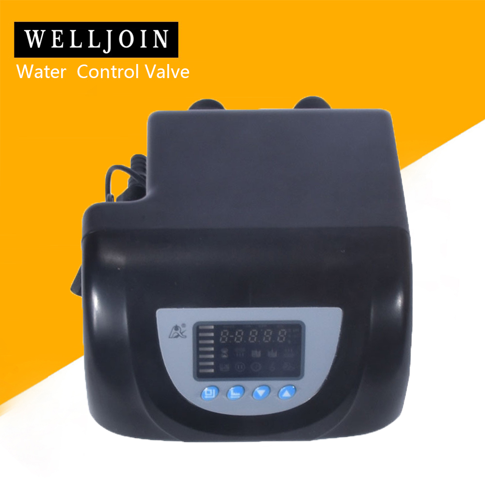 F69A3 Water Treatment Control Valve Automatic Reflow Softner Control Valve Flow Control Flow Type/1-2 Tons/ Home Water Softener