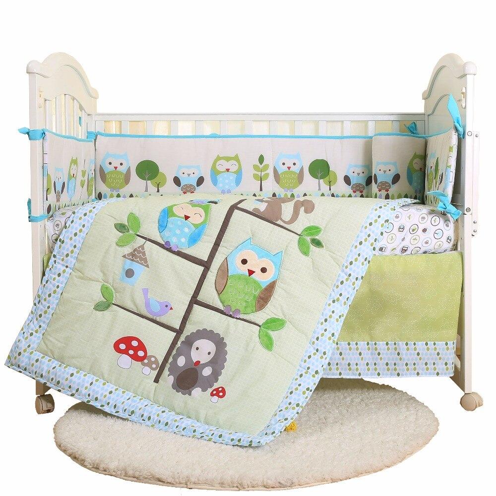 Prix concurrentiel bébé lit ensemble lit berceau literie