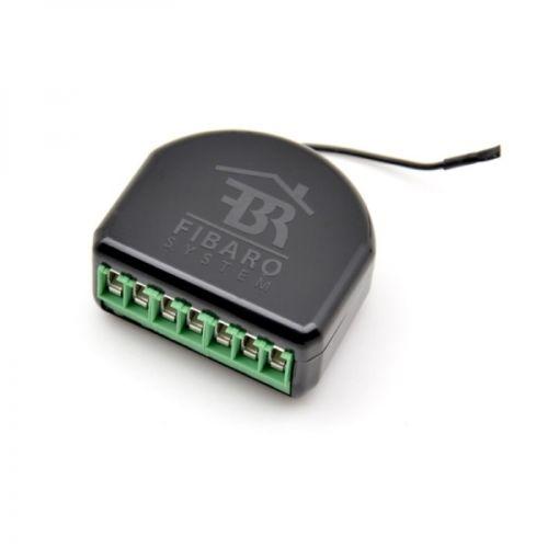 Double commutateur Fibaro 2, z-wave Plus commutateur intelligent 868.42 Mhz EU fréquence