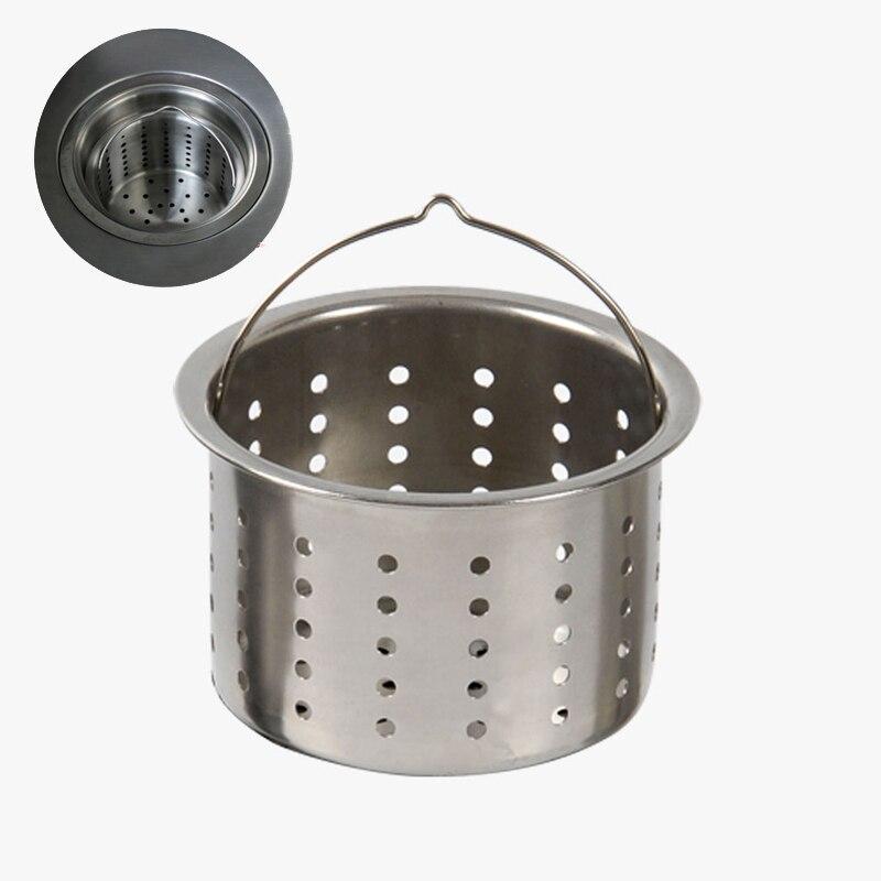Kitchen Sink Accessories Basket popular strainer basket sink-buy cheap strainer basket sink lots
