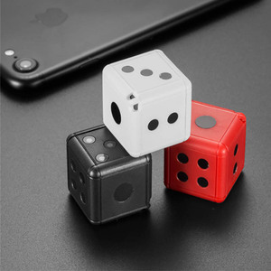 Image 2 - Mini cámara HD de 1080P con dados, videocámara de visión nocturna con movimiento, compatible con tarjeta TF SQ16