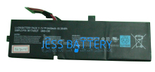Hot sale Replacement laptop battery for GMS-C60 961TA002F