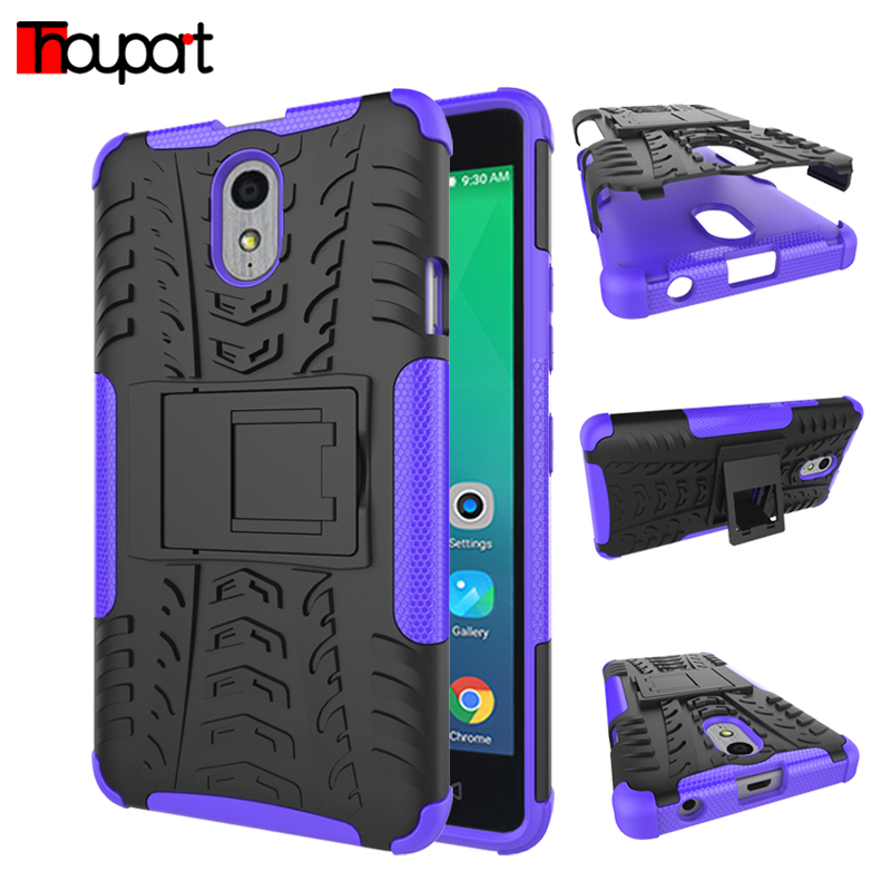 Thouport For <font><b>Lenovo</b></font> Vibe P1m <font><b>Case</b></font> P1ma40 Protector Armor Hybrid ShockProof <font><b>Silicone</b></font> + PC Cover <font><b>Cases</b></font> For <font><b>Lenovo</b></font> P1m / <font><b>P1</b></font> P1c72 image
