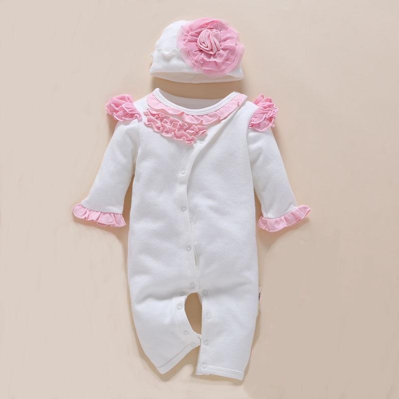 Baby Romper ფოტოგრაფია Headband - ტანსაცმელი ჩვილებისთვის - ფოტო 3