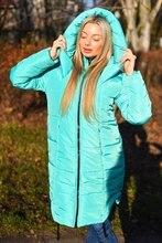 2016 Зимняя Мода Женщины Стандартный Длинный Ветровки Женщины Ватные Длинный Жакет Верхняя Одежда Мода Хлопка-ватник Регулярный Пальто