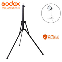 Godox AD S16 Low Location Flash Terminal 1/4'' Flash Light Stands Tripod For Godox Speedlite AD180 AD360 AD360II AD200