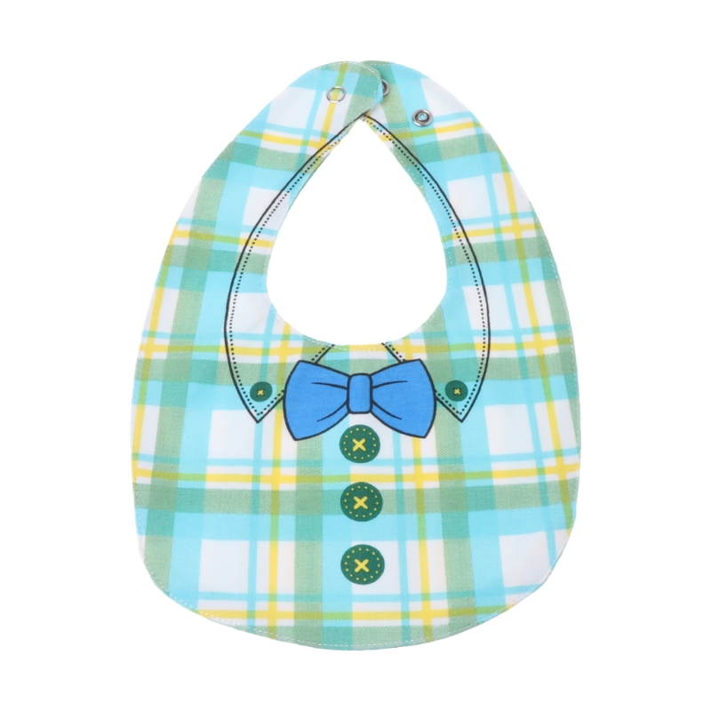 Baby Bib Blend Cotton Towel Waterproof Cute Cartoon BURP Bibs Products