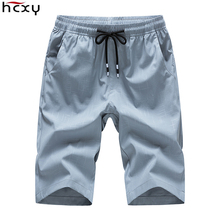 HCXY brand 2018 Men's Shorts for Men Short Homme pantalon corto hombre bermudas masculina Print Light Thin Sweat Breathable