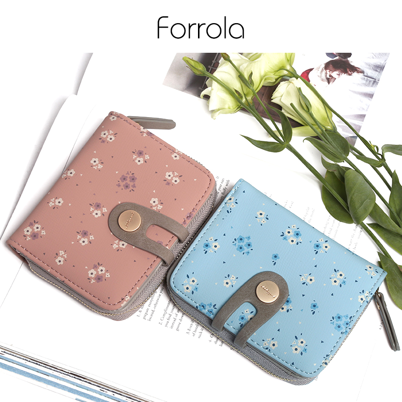 c65fba37b354 Новейшие женские кошельки с кисточкой в виде цветка, кожаный женский кошелек,  Дамский держатель для