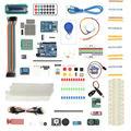 Envío Libre MÁS NUEVO de alta Calidad RFID Starter Kit para UNO R3 versión Mejorada Aprendizaje conjunto Con Caja de Plástico Al Por Menor