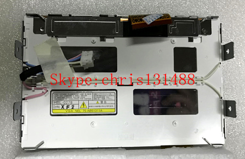 Free shipping LTA070B511F 7 inch TFT LCD Screen Display Panel for Lexus GS300 IS250 IS300 IS350