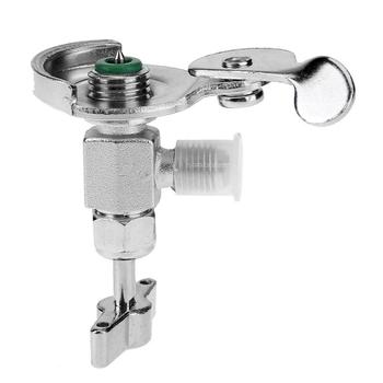 Universal Can Bottle Opener R134a Refrigerant Dispenser Valve Opener for Q134a  R22  R12  R410  R407C Home Supplies hoisting