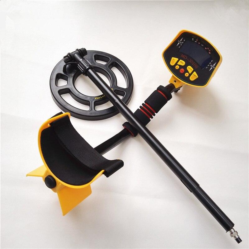 ODM OEM Metal detector gold finer sale underground metal detector md 3010 ii