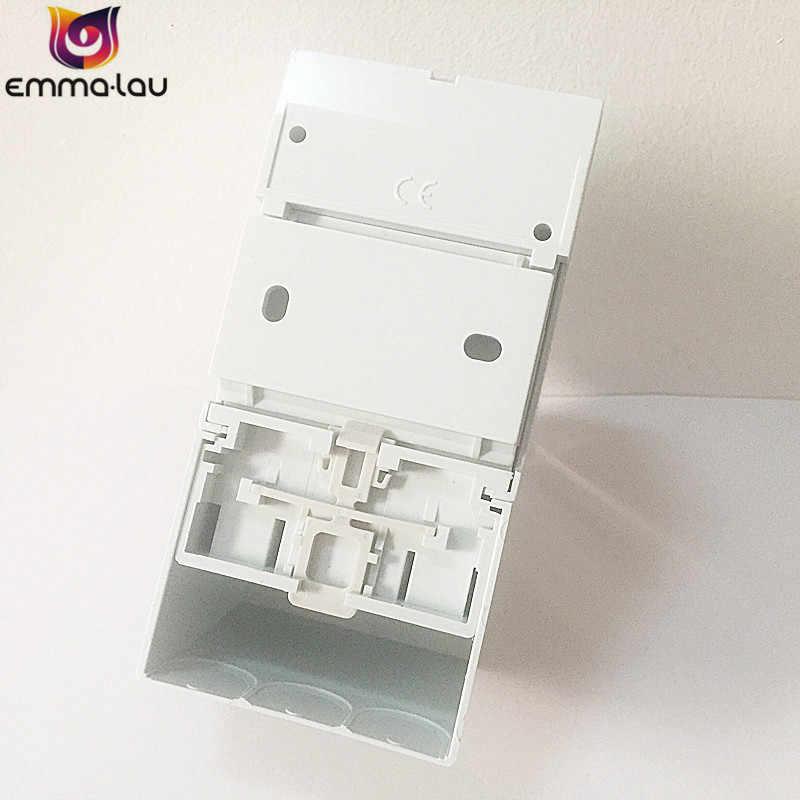 AC 110 В 220 В 16a механический таймер 30 mins-24 часов программируемый таймер din-рейку Таймеры измерения анализа