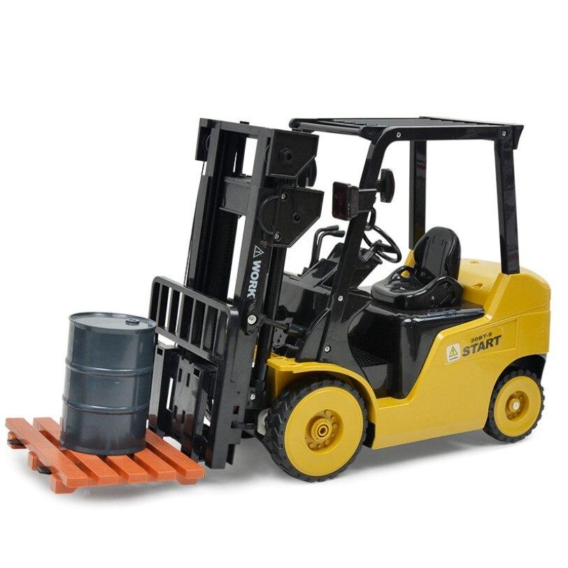 1:8 RC Gabelstapler Lkw Kran RTR 11CH Ingenieur Fahrzeug Spielzeug LED Licht Kinder big size Spielzeug-in RC-Autos aus Spielzeug und Hobbys bei  Gruppe 1