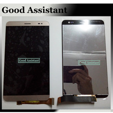 White/Gold 7.0 inch Touch Screen Digitizer + LCD Display Assembly For Huawei Honor X2 MediaPad X2 GEM-703L GEM-703LT GEM-702L