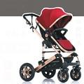 Carrinho de luz alta paisagem guarda-chuva de ventilação pode sentar pode ser deitado carrinho de bebê carrinhos de bebê materna e infantil fornecimentos