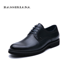 BASSIRIANA/2019 new mens business classic fashion high quality comfortable size 39-45 free shipping