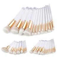 9 12pcs Professional Makeup Brushes Set High Quality Makeup Tools Kit Premium Full Function