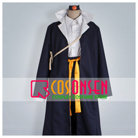 COSPLAYONSEN Naruto Shippuuden Shippu Konoha Gakuen Den Cosplay Costume All Sizes Custom Made