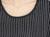 Mujeres Camiseta de Verano Estilo Mujeres de Gran Tamaño de Algodón T Camisa de Rayas de Manga Batwing Tees Sueltos Mujeres de Gran Tamaño Tops Negro