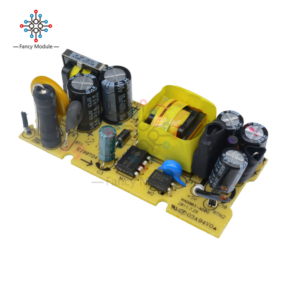 Active Components Ac-dc 5v 2a 2000ma Switch Power Supply Module Replace Repair Led Switch Power Supply Board Electronic Components & Supplies