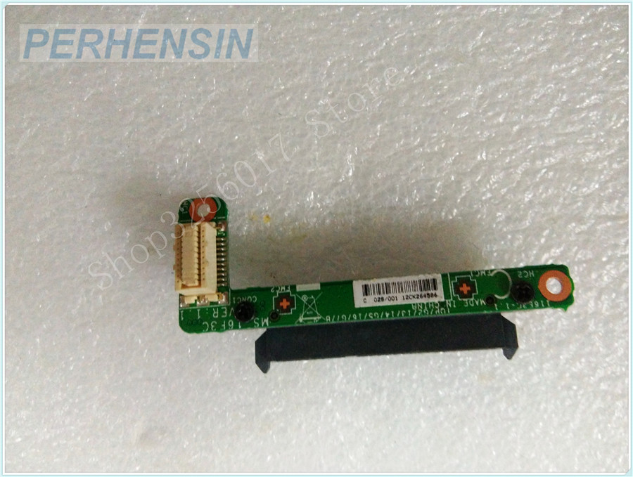 Original Genuine laptop FOR MSI GT60  MS-16F3 MS-16F31 MS-16F33 MS-16F391 MS-16F3C Hard Drive 2 Extension Board laptop palmrest