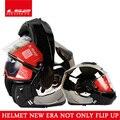 Новинка 2017 Valiant LS2 FF399 анфас moto rcycle шлем флип двойной козырек подлинный носить очки дизайн ECE cascos de moto руля