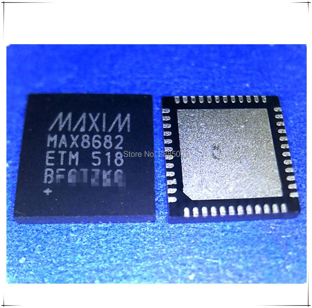 New And Original MAX8682 ETM IC For Canon Max8682 Chip7D 60D 1100D Repair IC Camera Repair Part Free Shipping