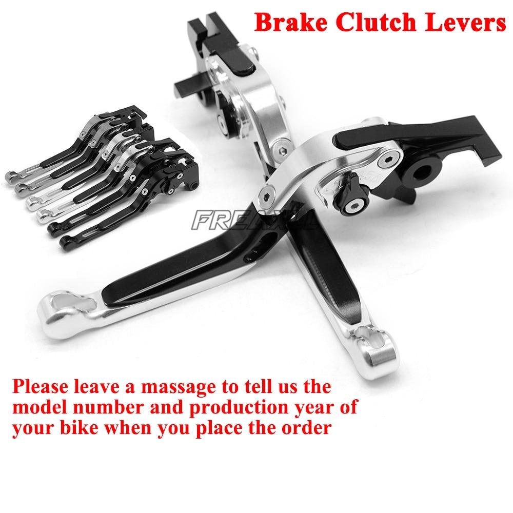 For BMW R1200GS ADVENTURE R1200R R1200RT R1200SE R1200S R1200ST Motorbike Accessories Adjustable Motorcycle Brake Clutch Levers
