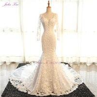 Свадебное платье с бисером v образный вырез и бисером Спагетти Бретели для нижнего белья цвета слоновой кости свадебное платье сильно трепа
