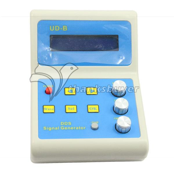 UDB1108 8MHz DDS Function Signal Generator Source with Power Supply Charger