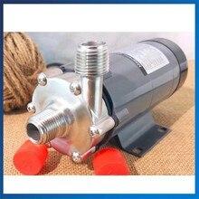 MP-15RM высокой температуры для приготовления в домашних условиях, из нержавеющей стали магнитный приводной насос