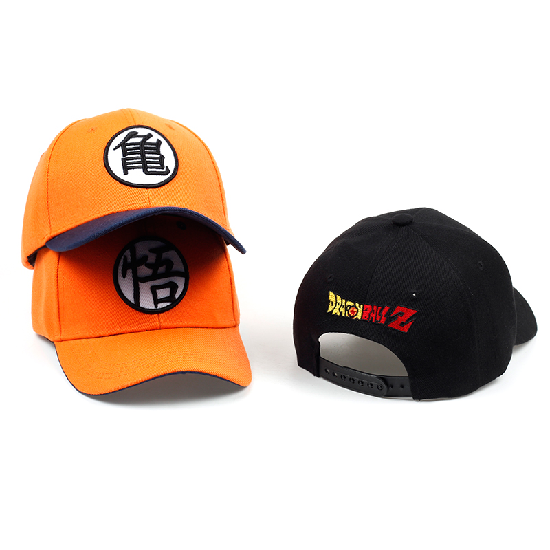HTB1HoBlsgmTBuNjy1Xbq6yMrVXa9 - new High Quality Cotton Dragon Ball Z Goku Baseball Caps Hats For Men Women Anime Dragonball Adjustable HipHop Snapback cap