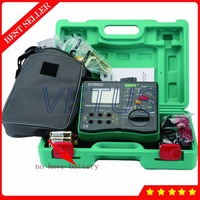 DY5500 Multifunction 2000Mohm Earth Resistance Tester with 4 in 1 Digital ground Aislamiento Megger Measurement
