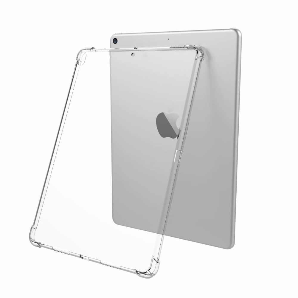 Odporność na upadek przezroczysty miękki silikon przezroczyste etui tpu Case dla Apple iPad Pro 10.5 2017 iPad Air 3 10.5 2019 Case Coque Funda