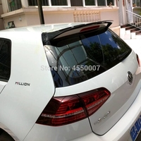 High Quality ABS Plastic Rear Window Roof Spoiler Tail Wing For Volkswagen Golf 7 VII 2014 2015 2016 2017 2018