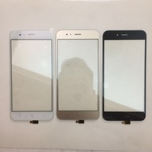 цена на For Xiaomi Mi A1 MiA1 MDG2 Touch Screen+tools Glass Digitizer Sensor Touch 5X Replacement Front Glass Touch Panel Touch Sensor