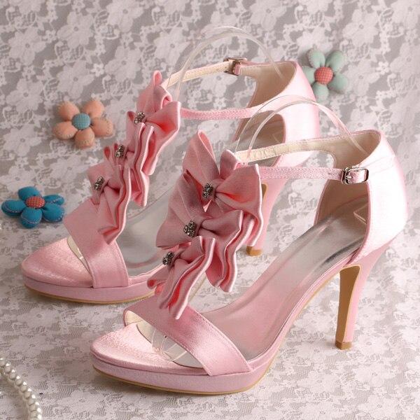 (20 Colors)Custom Handmade Sex High Heel Roman Style Platform Women Sandals Wedding