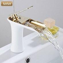 XOXO смеситель для раковины, кран для ванной комнаты с одной ручкой, смеситель для ванны, латунный кран для раковины, кран для воды, серебряный 83008