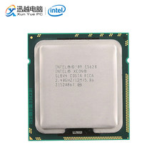 Intel Xeon E5620 Desktop Processor Quad-Core 2.40GHz L3 Cache 12MB 5.86 GT/s QPI LGA 1366 SLBV4 5620 Server Used CPU(China)