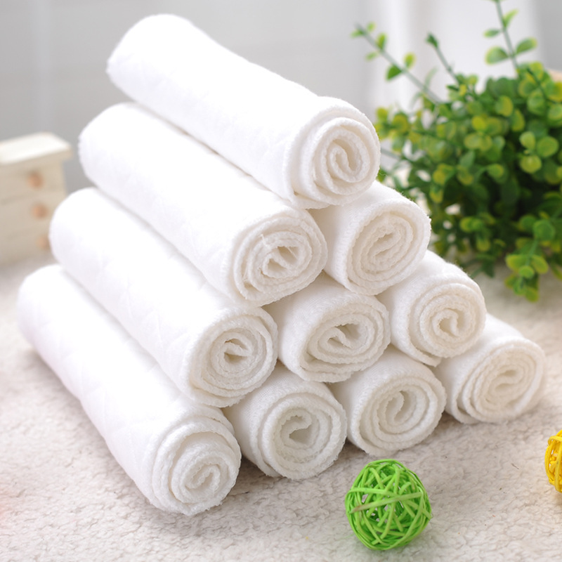 Absorbent Diapers Newborn Baby Cotton Soft Repeated Skin-Friendly