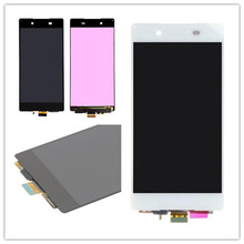 For SONY Xperia Z4 LCD Touch Screen For SONY Xperia Z3+ Z4 E6533 E6553 LCD Display Screen Replacement  Frame