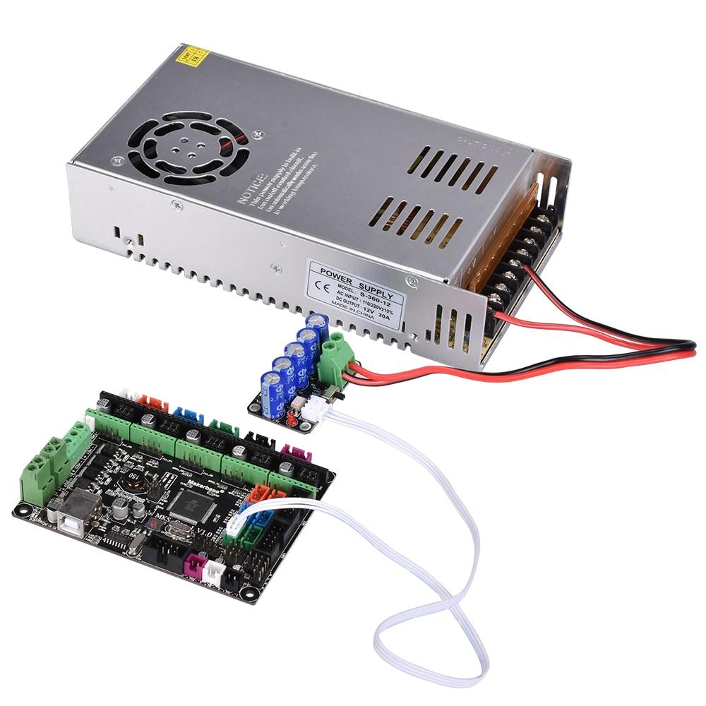 BIQU MINI UPS_V1 0 Power off resume print model suitable for
