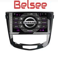 Belsee для Nissan Qashqai 2013 2017 PX5 Octa Core стерео Android 8,0 автомобиль радио gps навигации головное устройство WiFi автомобильный радиоприемник с Bluetooth