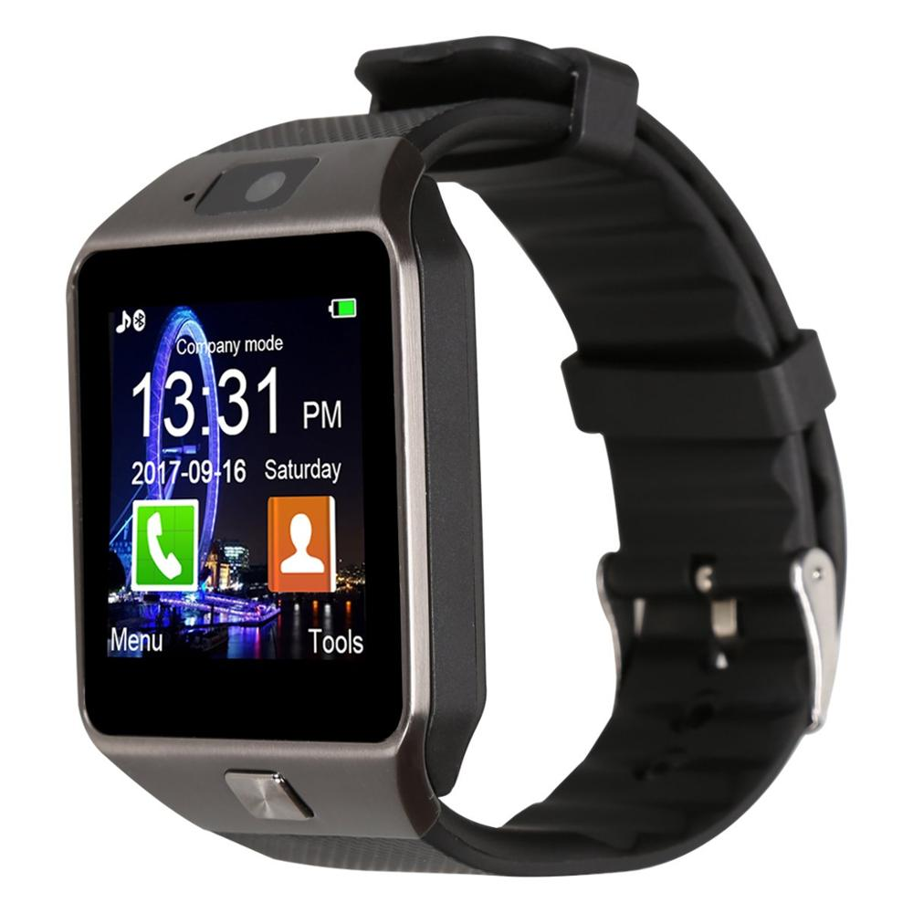 Bluetooth Smart Watch with Camera for Samsung S5 / Note 2/3 / 4, Nexus 6, HTC, Sony and Other Android Smartphones