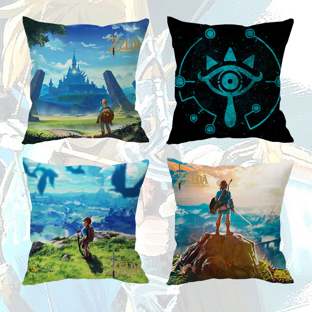 Zelda Bettwäsche Großhandel The Legend Of Zelda Pillows Gallery Billig Kaufen The