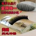 2016 Nova Cerâmica Telhas Individual Pestana Extensão Lash Pallet Anel Cola Cílios Postiços Cola Adesiva Titular Inteligente 2 em 1